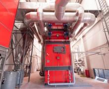 Caldera 10.000 kg/h Vapor Saturado<br><br>Caldera Uniconfort Global/G/V/650 10.000 kg/h Vapor Saturado