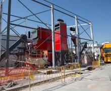 Caldera 3.000 kg/h Vapor Saturado<br><br>Caldera Uniconfort Global/G/V/180 3.000 kg/h Vapor Saturado